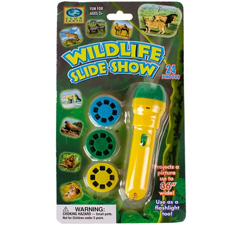 Wildlife Slide Show  |  Play Visions, Club Earth & Cascade Toys