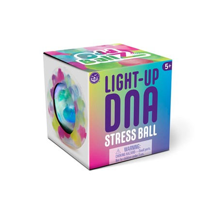 Light Up DNA Ball  |  Play Visions, Club Earth & Cascade Toys