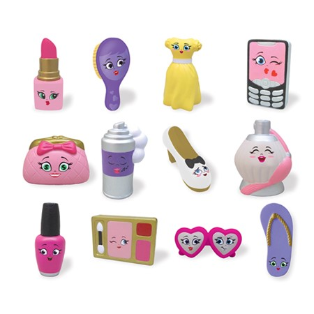 Kawaii Squeezies Accessories Assortment