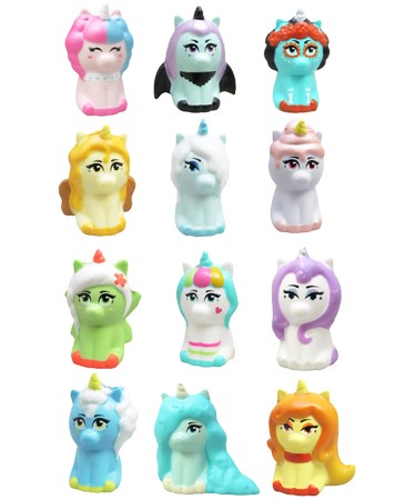 Kawaii Squeezies Unicorns