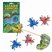 Lizard Lunch
