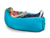 Aqua Blue Kids Lounger