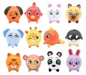 Kawaii Squeezies Animal Assortment