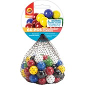 Replacement Marbles 60 pcs