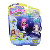 Princessess Mermaid 6-Pack