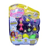 Princessess Mermaid 12-Pack